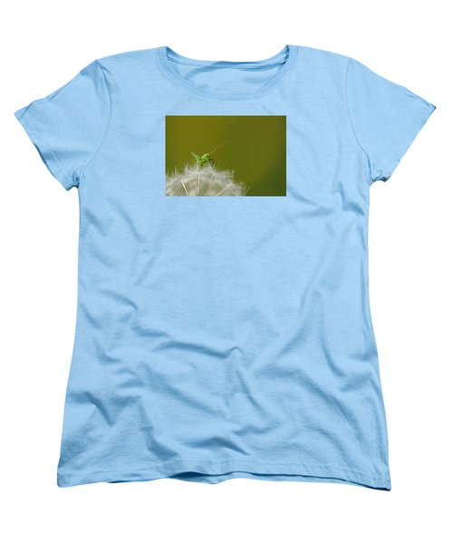 Women's T-Shirt (Standard Cut) featuring the photograph What's The Time.... by Richard Patmore
