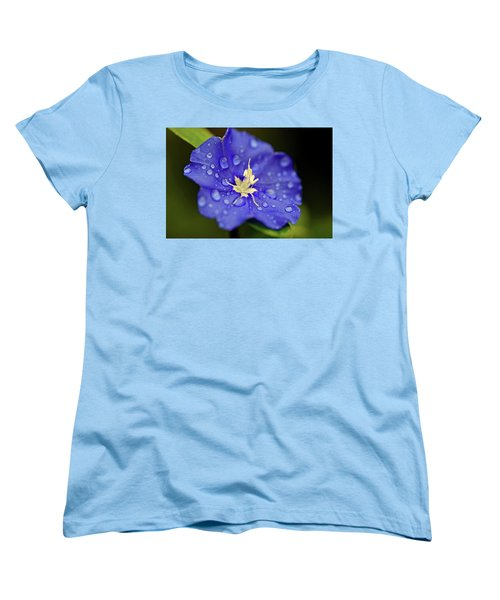 Women's T-Shirt (Standard Cut) featuring the photograph When Old Becomes New by Melanie Moraga