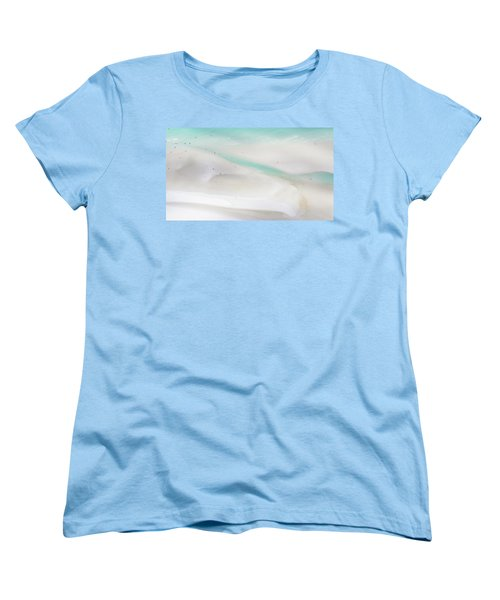 Women's T-Shirt (Standard Cut) featuring the photograph Whitehaven Wanderers by Az Jackson