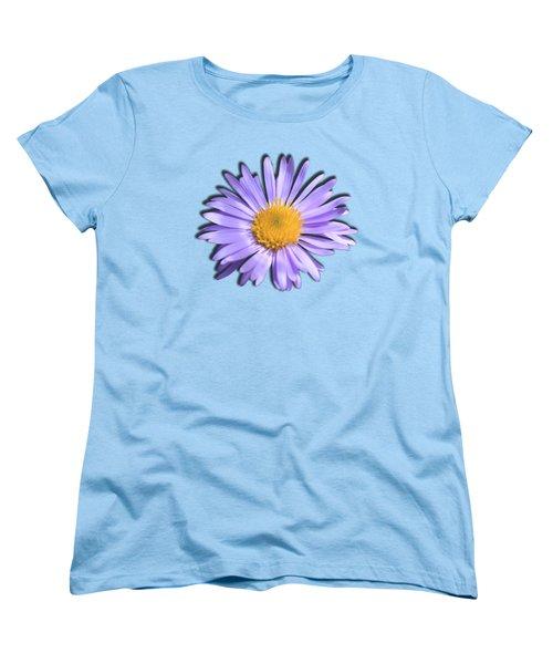 Wild Daisy Women's T-Shirt (Standard Cut)
