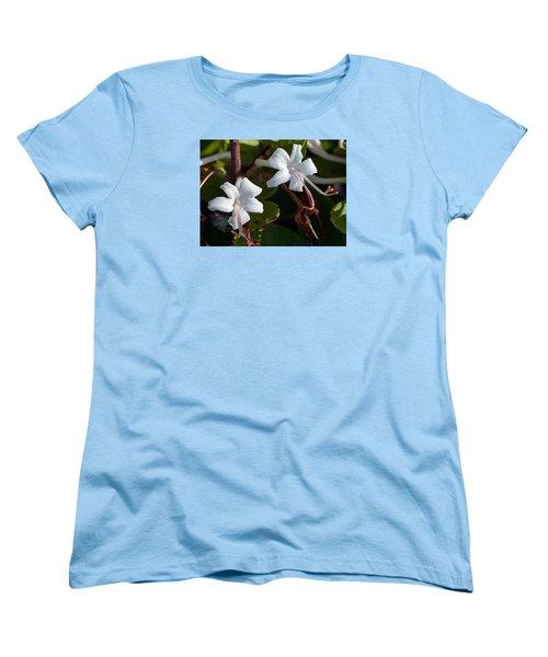 Wild Honeysuckle Women's T-Shirt (Standard Cut) by Kenneth Albin
