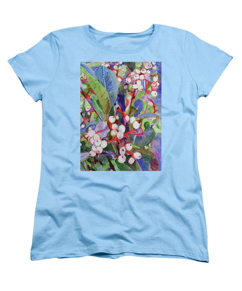 Wild Raisons Women's T-Shirt (Standard Cut) by Sandy McIntire