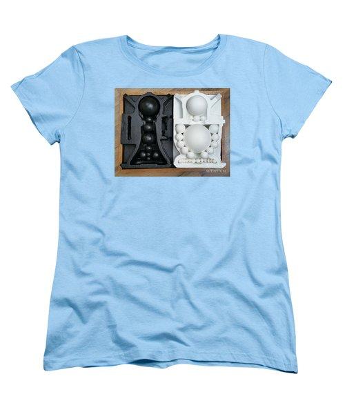 Willendorf Wedding 2 Women's T-Shirt (Standard Cut) by James Lanigan Thompson MFA