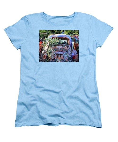 Window Dressing Women's T-Shirt (Standard Cut) by Christopher McKenzie