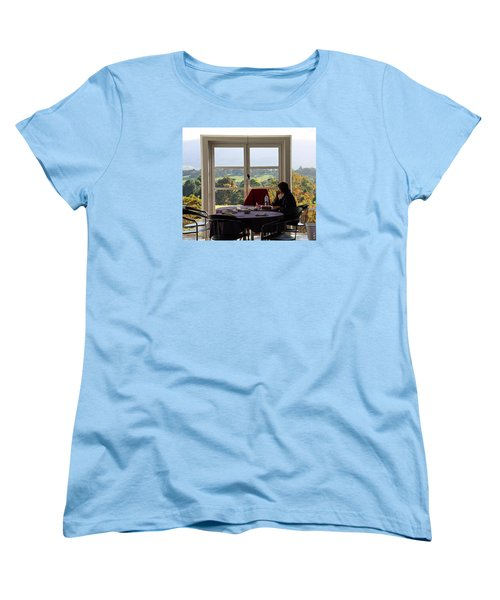 Window To The World Women's T-Shirt (Standard Cut)