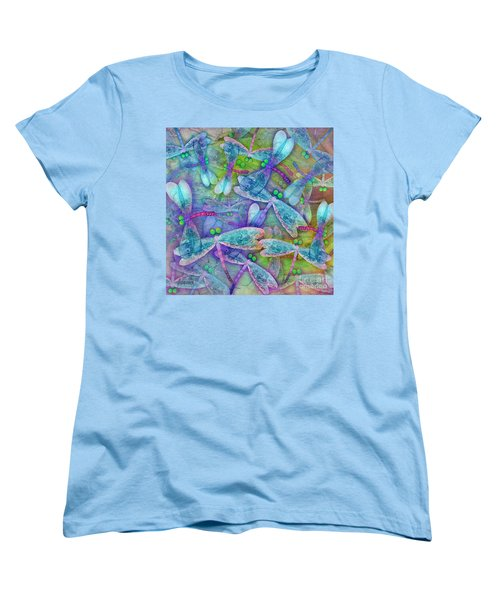 Wings Large In Square Format Women's T-Shirt (Standard Cut)