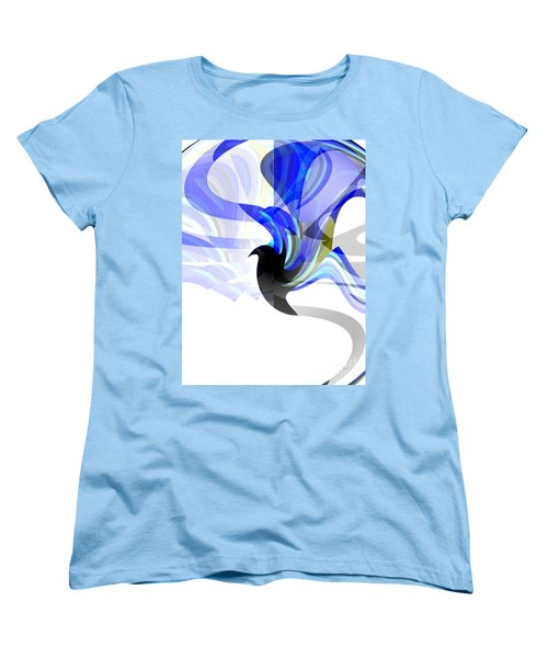 Wings Of Freedom Women's T-Shirt (Standard Cut) by Thibault Toussaint