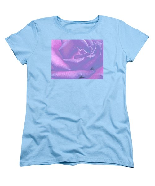 Winsome Rose 1 Women's T-Shirt (Standard Cut) by Will Borden