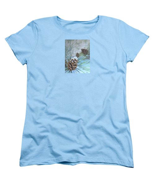 Winter Silence Women's T-Shirt (Standard Cut)