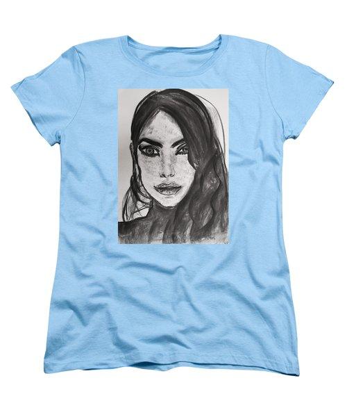 Wintertime Sadness Women's T-Shirt (Standard Cut)