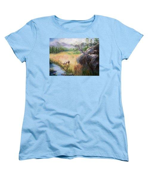 Within Yellowstone Women's T-Shirt (Standard Cut)