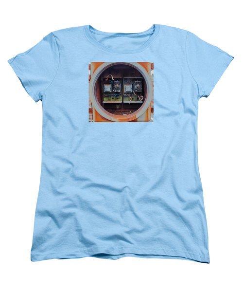 Wompatuck 11 Women's T-Shirt (Standard Cut) by Brian MacLean