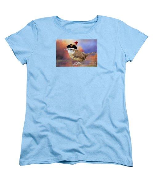 Wrenaissance Man Women's T-Shirt (Standard Cut) by Bonnie Barry