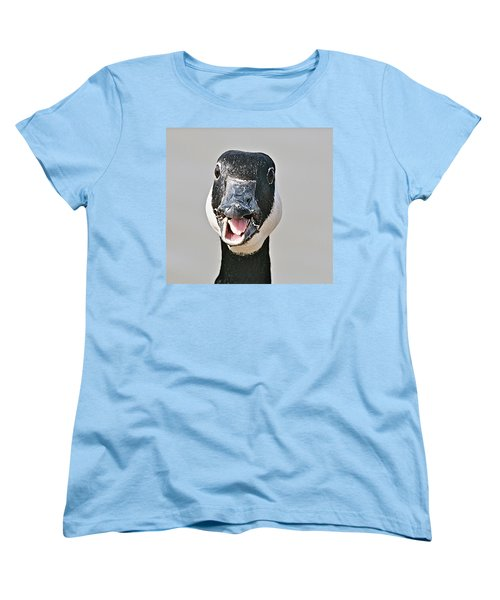 Wwhhaaat Women's T-Shirt (Standard Cut) by Robert Pearson