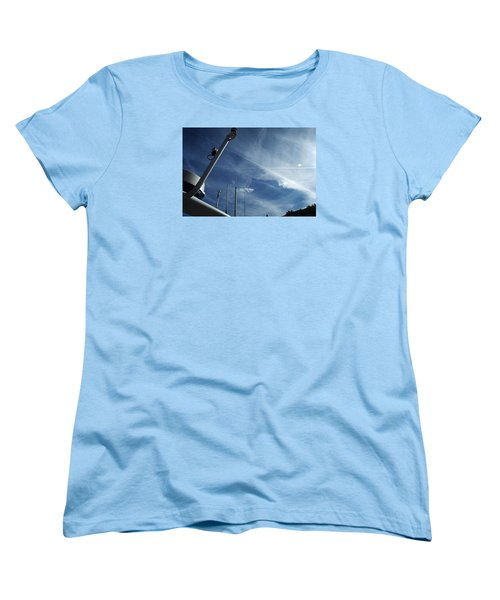 X Marks The Spot Women's T-Shirt (Standard Cut)