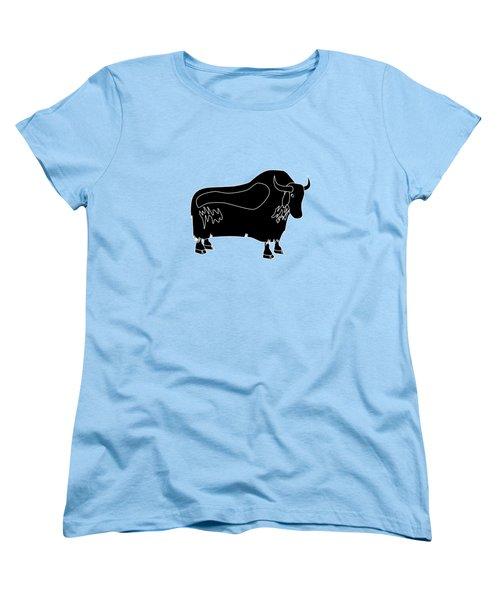 Yak Women's T-Shirt (Standard Cut) by Frederick Holiday
