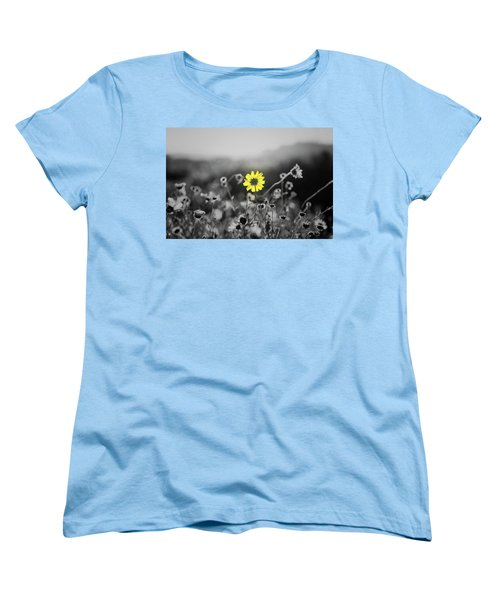 Yellow Is The Color Women's T-Shirt (Standard Cut)