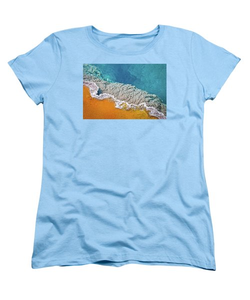 Yellowstone Pool Women's T-Shirt (Standard Fit)