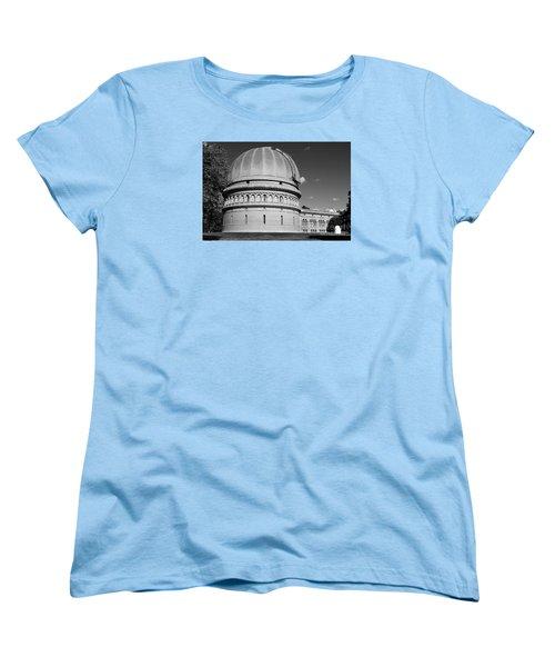 Women's T-Shirt (Standard Cut) featuring the photograph Yerkes Observatory  by Ricky L Jones