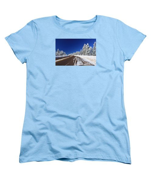Yes Its Arizona Women's T-Shirt (Standard Cut) by Gary Kaylor