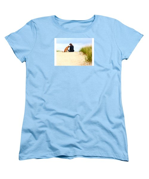 Women's T-Shirt (Standard Cut) featuring the photograph You Are My Sunshine by Dana DiPasquale