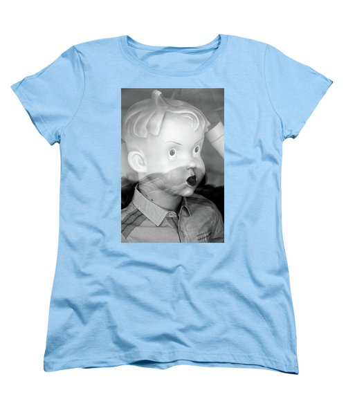 Young Willy Women's T-Shirt (Standard Cut) by Jez C Self
