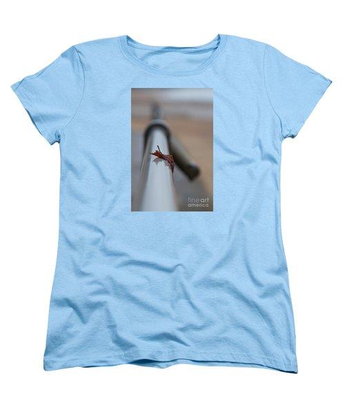 Your Thoughts Women's T-Shirt (Standard Cut) by Gary Bridger