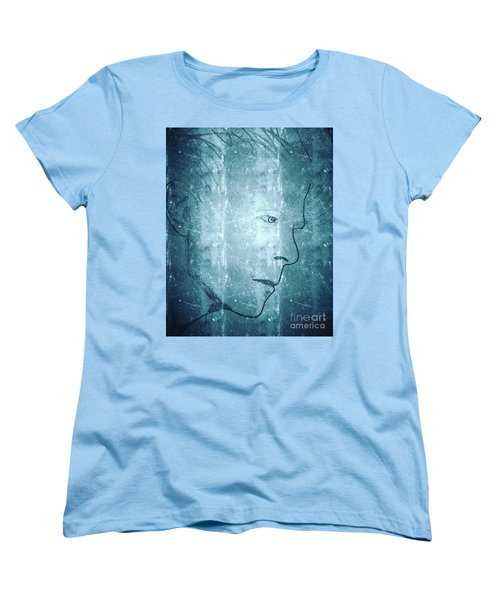 Ziggy Stardust Women's T-Shirt (Standard Cut)