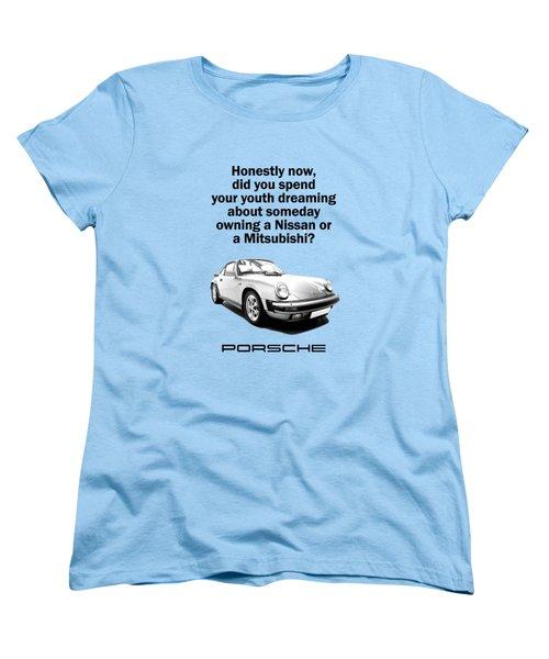 Dreaming Of A Porsche Women's T-Shirt (Standard Fit)