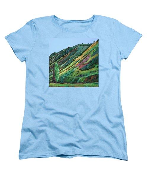 Jackson Hole Women's T-Shirt (Standard Fit)
