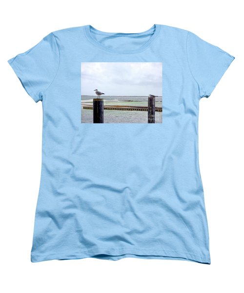 Just Chillin' Women's T-Shirt (Standard Fit)