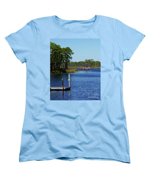 Western Lake Florida Women's T-Shirt (Standard Fit)