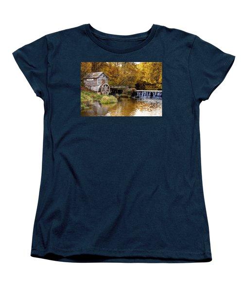 0722 Hyde's Mill Women's T-Shirt (Standard Cut) by Steve Sturgill