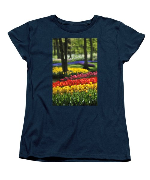 Women's T-Shirt (Standard Cut) featuring the photograph 090811p124 by Arterra Picture Library