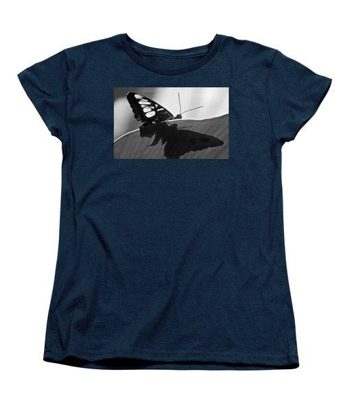 Butterfly II Women's T-Shirt (Standard Cut) by Ron White