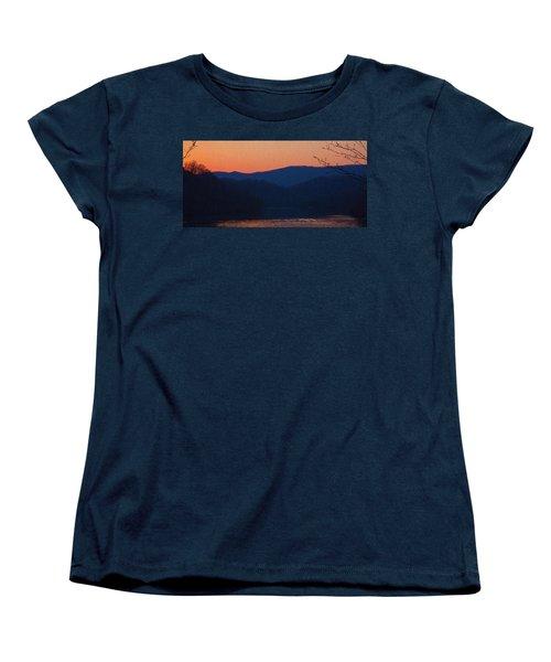 Days End Women's T-Shirt (Standard Cut) by Tom Culver