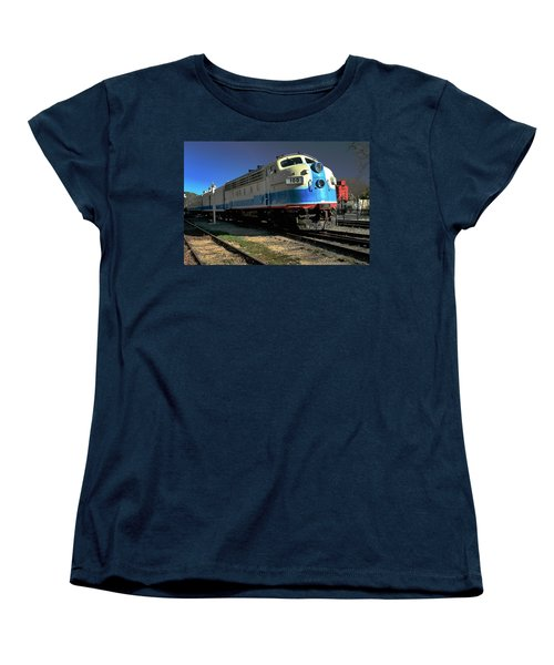 Women's T-Shirt (Standard Cut) featuring the photograph Fillmore 100 by Michael Gordon
