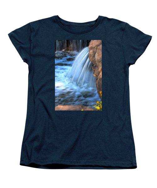 First Light Women's T-Shirt (Standard Cut) by Deb Halloran