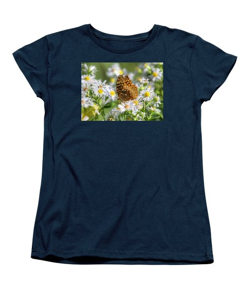 Women's T-Shirt (Standard Cut) featuring the photograph Gods Creation-18 by Robert Pearson