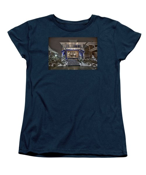 Hitsville Usa Women's T-Shirt (Standard Cut) by Nicholas  Grunas