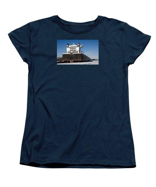 Indiana Harbor 4 Women's T-Shirt (Standard Cut) by Susan  McMenamin