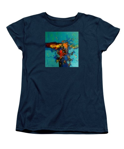 Sold Out Women's T-Shirt (Standard Cut) by Sanjay Punekar