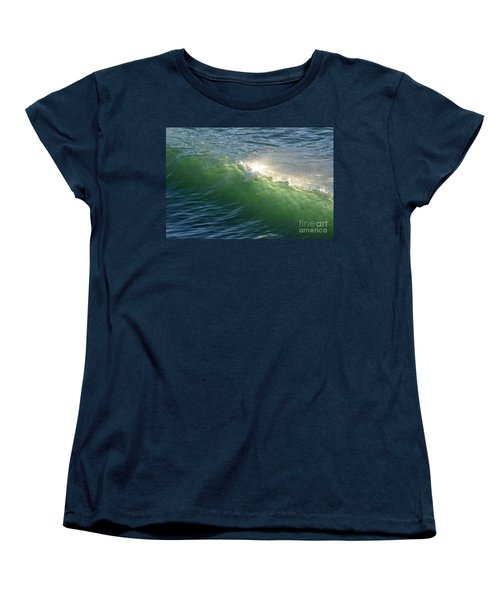 Linda Mar Beach - Northern California Women's T-Shirt (Standard Cut) by Dean Ferreira