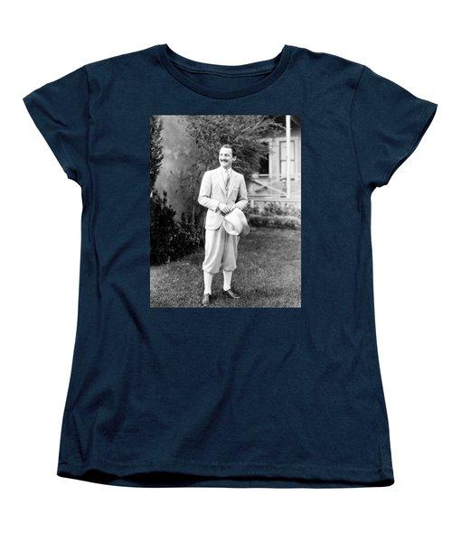 Men's Fashion, C1925 Women's T-Shirt (Standard Cut) by Granger
