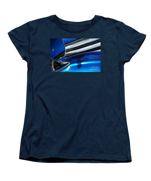 Women's T-Shirt (Standard Cut) featuring the photograph Nash IIi by Christiane Hellner-OBrien