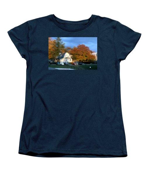 Northeastern Bible College Women's T-Shirt (Standard Cut) by Bruce Nutting
