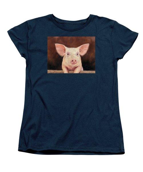 Pig Women's T-Shirt (Standard Cut)