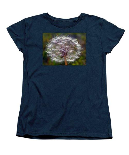 Women's T-Shirt (Standard Cut) featuring the photograph Poof by Joseph Skompski