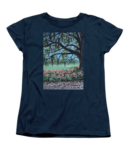 Savannah Spring Women's T-Shirt (Standard Cut) by Stanton Allaben