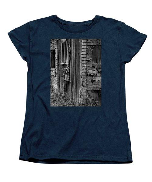 Shingles Women's T-Shirt (Standard Cut) by Tara Lynn